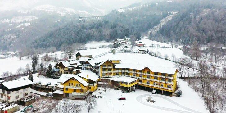 Hotel s výhledem na hory: snídaně, 4chodové večeře, treky, termíny až do konce října