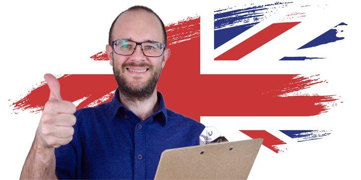 Online kurz základů anglické gramatiky pro 1 i 2 studenty: 28 video lekcí, 6 hodin výuky