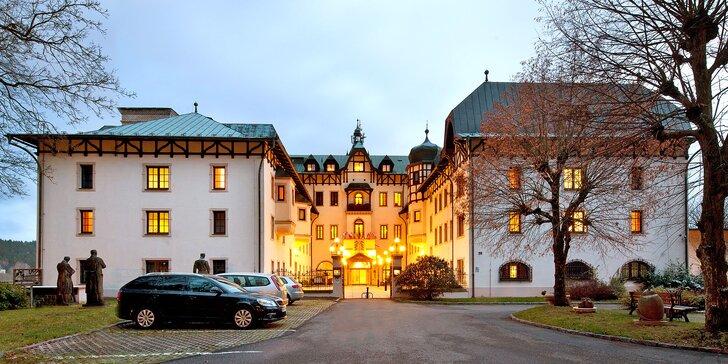 Pobyt v luxusním resortu v Mariánských Lázních: jídlo, wellness i procedury