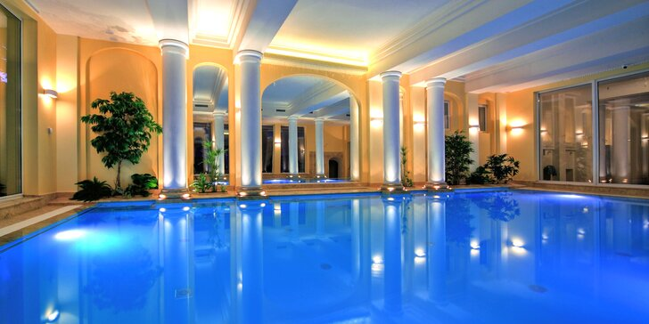 Užijte si pohodu u Baltu: 3* hotel s polopenzí a neomezeným wellness