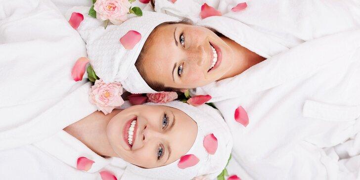 Kosmetické ošetření pleti s ultrazvukovým čištěním, pedikúra i 20% sleva do restaurace pro 1 nebo 2 osoby