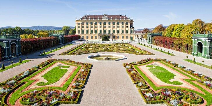 Jeden den ve Vídni: po stopách Habsburků i za krásnými památkami