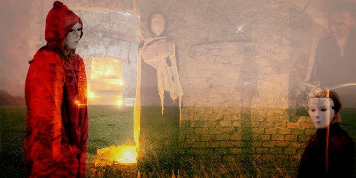 Hororové sklepy Jedová chýše v centru Žatce: vstup pro děti i dospělé