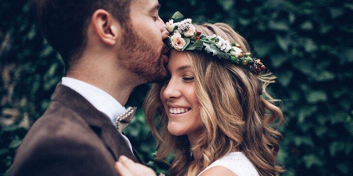Online Veletrh svatební inspirace: medailonky tvůrců, živá vysílání i kupony k nákupu nebo VIP vstupenka
