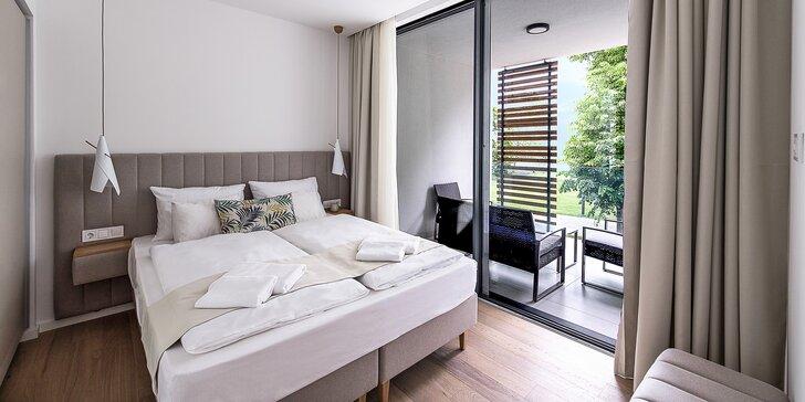Pohoda na břehu Balatonu: moderní apartmán až pro 6 osob a snídaně