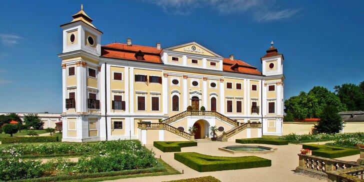 Dovolená na Jižní Moravě pro dva: polopenze, výlety a spousta slev
