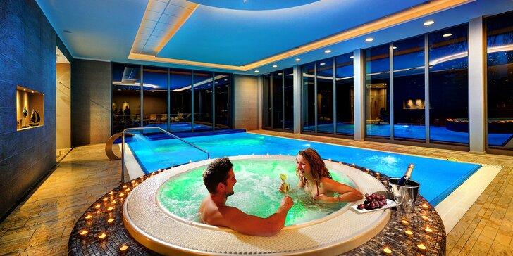 Dopřejte si božský odpočinek na Oravě: luxusní 4* hotel s polopenzí i neomezeným wellness