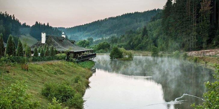 Na dovolenou do Polska: snídaně či polopenze, 45 min. ve finské sauně, koupaliště i minizoo
