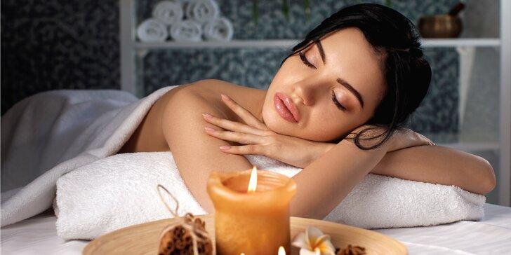 Úžasný relax v Thajském ráji: Až 60 minut masáže, sauna a rybičky