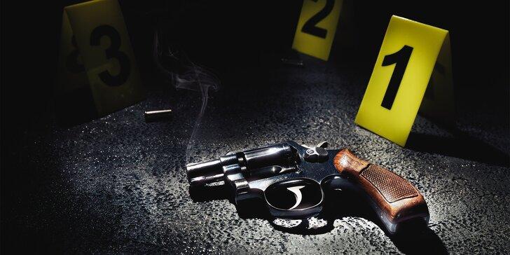 Online detektivka Jeden z nich je vrah: vyšetřování podle filmového příběhu na Youtube