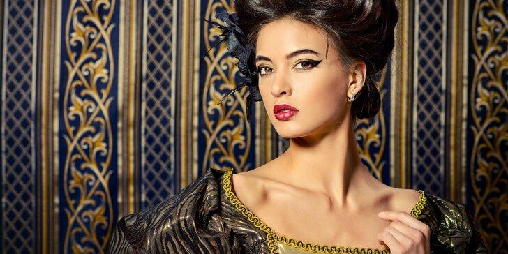 Vlasy jako nové: dámský střih i balíček s barvením