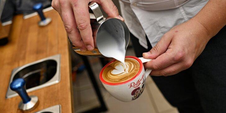 Online baristický kurz: co je espresso, jak správně nastavit mlýnek a vyšlehat mléko i základy latte art
