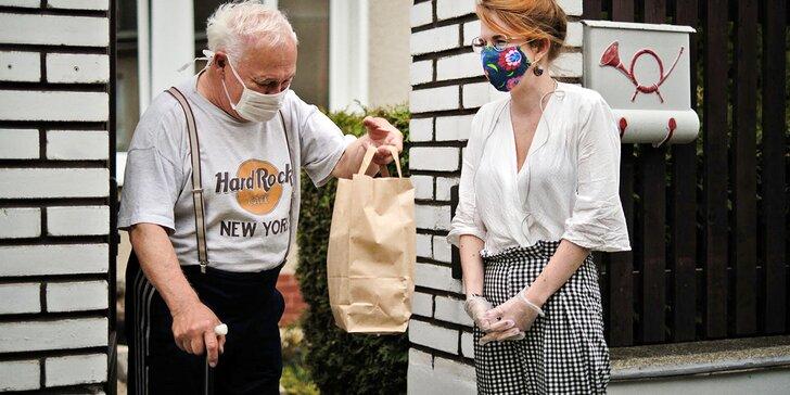 Potěš obědem: projekt, který pomáhá sociálním podnikům a seniorům v tíživé situaci