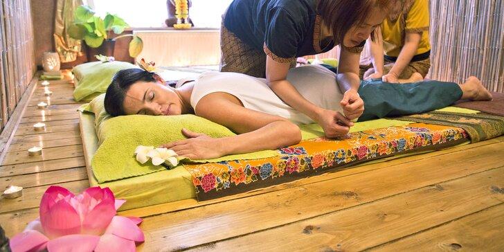 Thajské masáže v Hradci Králové nebo Chrudimi: tradiční, olejová i kokosová