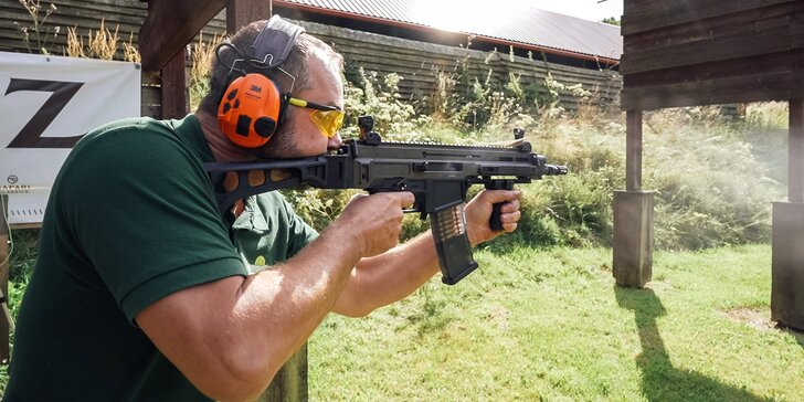 Speciální střelecké balíčky: zbraně zvláštních jednotek, palba pro holky i online hráče