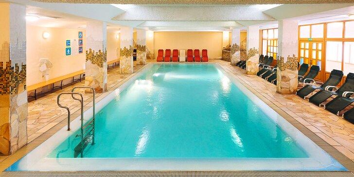 Pobyt v lázeňském městě Zreče: hotel s polopenzí, sauna, bazén a na dosah atrakce vč. stezky v korunách stromů
