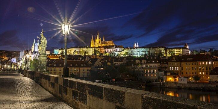 Noční focení Prahy nebo fotokurz v přírodě Jizerských hor: 3–4 hodiny na pořízení snímků i jejich úprava