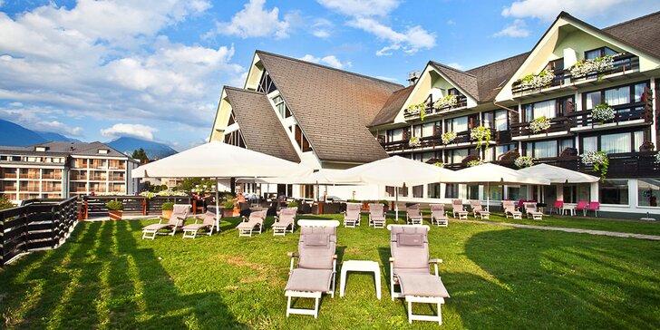Dovolená v Bledu ve Slovinsku: 4* hotel blízko jezera, se snídaní, bazénem a saunami