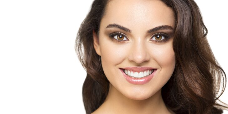 Vstupní dentální hygiena: odstranění zubního kamene, čistění i dárek