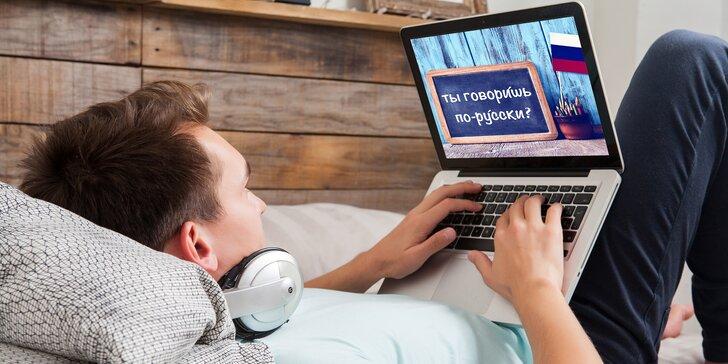 Ruština pro začátečníky online přes Google meet: 1, 3 nebo 5 hodin výuky