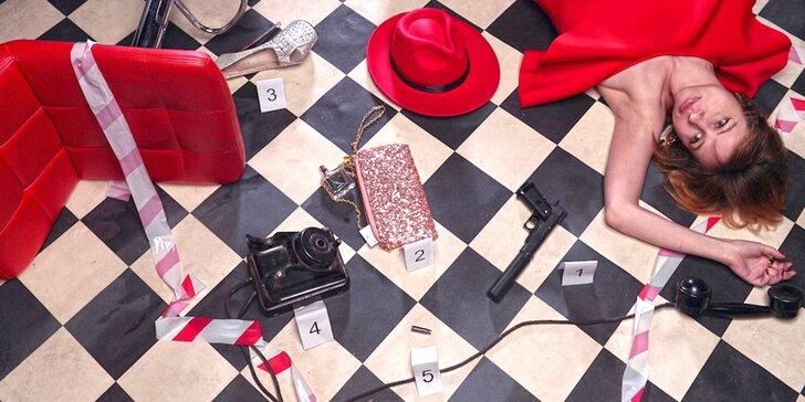 Skvělé šifrovací hry na doma: Pražská galerka a Případ zmizelé dívky