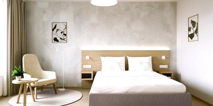 Za krásami Prahy: pobyt v luxusním hotelu v centru a snídaně