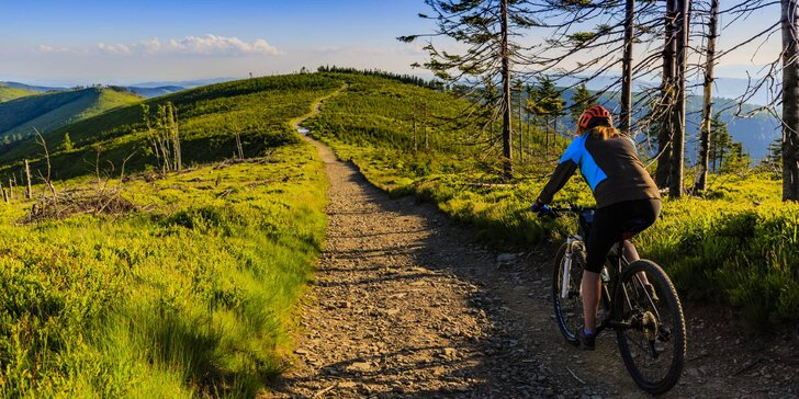 Na túry a kolo jako dělané: pobyt v CHKO Beskydy od jara až do podzimu, 3–8 dní včetně polopenze