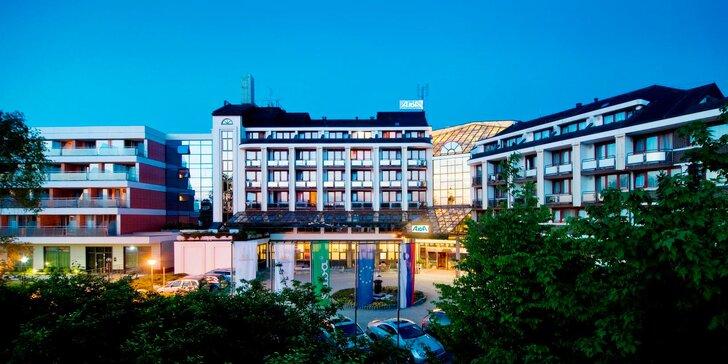 Wellness dovolená ve Slovinsku: 4* hotel v Moravských Toplicích, snídaně a volný vstup do Terme 3000