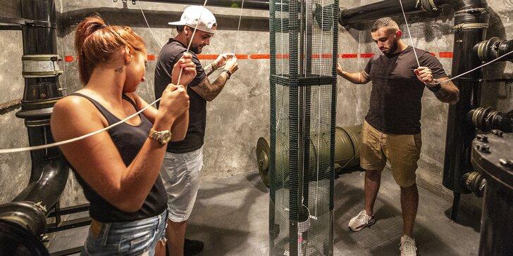 Dobytí Pevnosti Boyard: 2hod. vstup na zábavnou týmovou hru pro děti i dospělé