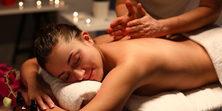 Thajská masáž 30–90 minut a spa péče navíc v salonu Thai Sun
