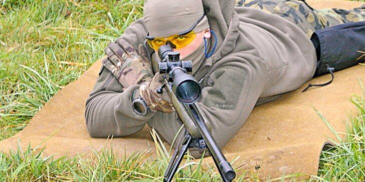Střelec specialista: pohyblivé a vybuchující terče i střelba na několik cílů