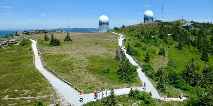 Pobyt v krásné přírodě Bavorského lesa: snídaně, fitness a výlety
