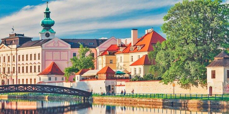 Relax v Českých Budějovicích: Polopenze, sauna a vířivka