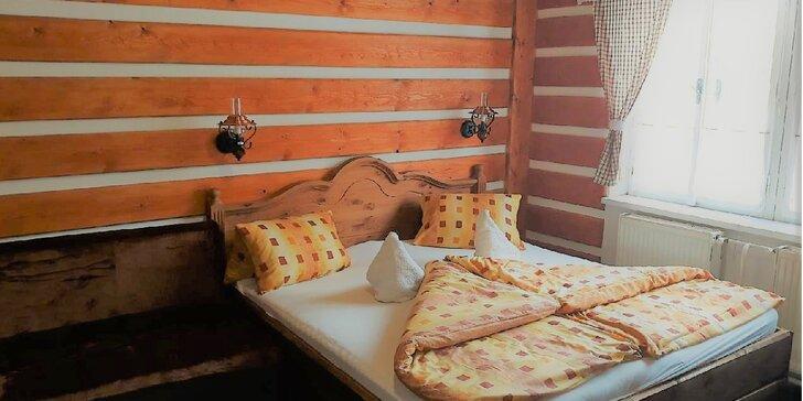 Odpočinkový pobyt v Harrachovském penzionu s polopenzí