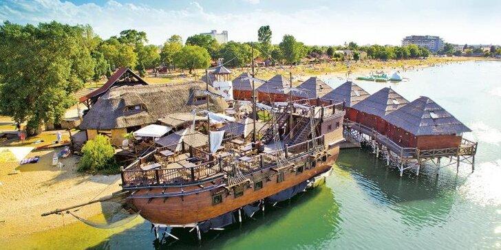 Slunečná jezera: celodenní výlet s koupáním na nejznámějším slovenském přírodním koupališti