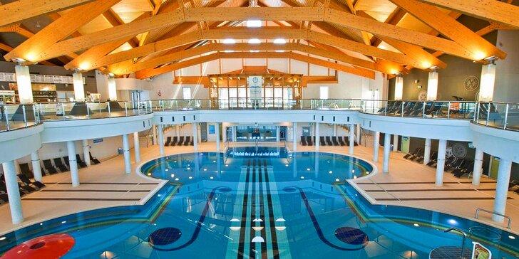 Pobyt v Polsku: adult friendly hotel s výhledem i vstup do aquaparku