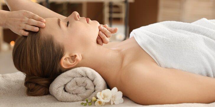 80minutová relaxace v Royal Jasmine Spa: výběr z 6 druhů uvolňujících masáží