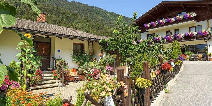 Aktivní dovolená v Rakousku: 3* ubytování se snídaní, 70 m od lázeňského komplexu