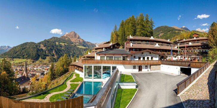 Aktivní pobyt v Rakousku: 3* ubytování se snídaní, bazénem a spoustou výletů