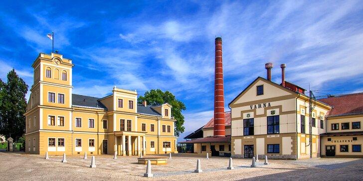 Exkurze do Pivovaru Rohozec s ochutnávkou a dvěma či čtyřmi kousky na doma