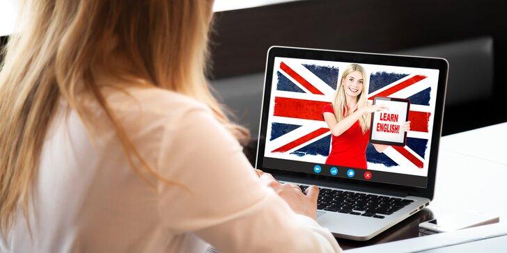 Individuální lekce angličtiny přes skype. I pro začátečníky.