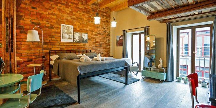 Pobyt pod Orlickými horami: kontinentální snídaně a nocleh v jednom ze 7 designových apartmá