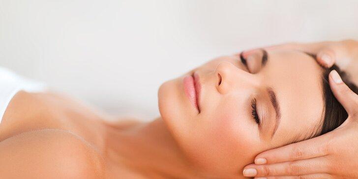 Kosmetické ošetření pro všechny typy pleti: pro matnou unavenou, aknózní i suchou dehydrovanou pleť