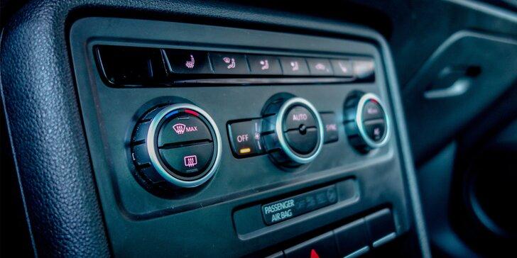 Užijte si svěží jízdu: čištění a kontrola klimatizace automobilu