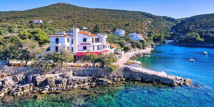 Dovolená v Dalmácii: pobyt na chorvatském ostrově Hvar pro páry i rodiny