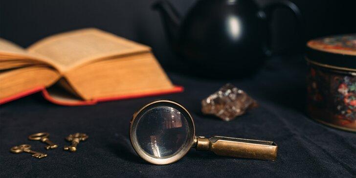 Online únikové hra Branišovské tajemství: staňte se na 90 minut detektivy