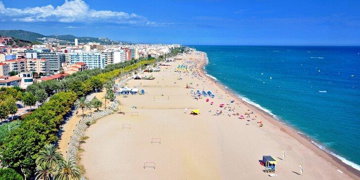 Španělsko: 7 nocí ve 3* hotelu, polopenze, bazén a dítě do 13,9 let zdarma