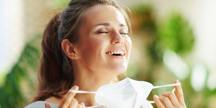 Účinná relaxace za pomoci kyslíkové terapie: 30 nebo 60 minut