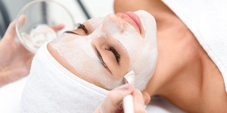 Nechte o sebe pečovat: hydratační, relaxační nebo klasik kosmetický balíček