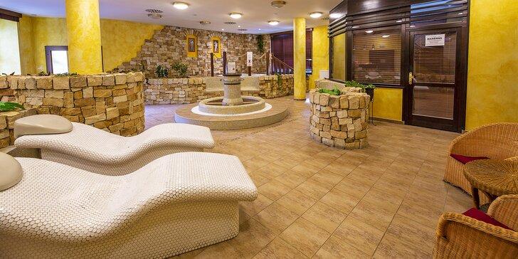 Odpočinek uprostřed Harrachova: ubytování, polopenze i vstup do wellness s parní lázní a vířivkou